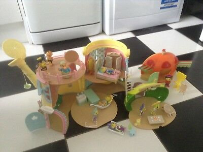 Fifi the flowertot and friends massive play set with lots of extras