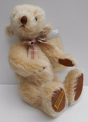 Merrythought Mohair Bear Compton Woodhouse Lonesome Bear Limited Edition 100