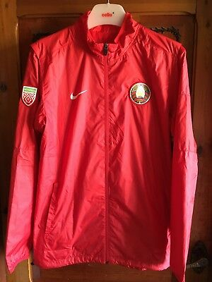 Pro Stock Return Nike Hockey IIHF Team Belarus Warm-Up Jacket