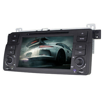 7 Inch 1 Din Car Multimedia Player for BMW E46/M3 Android 6.0.1 Quad Core Radio