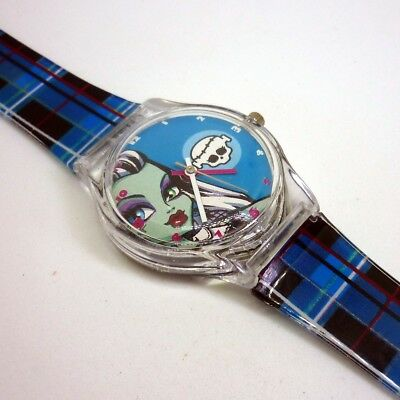Monster High Girl collectionable quartz watch 2012