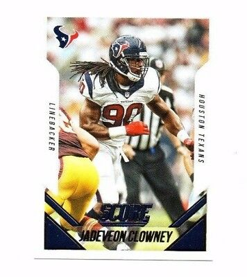 Jadeveon Clowney 2015 Panini Score, Football Card !!