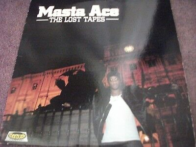 masta ace, the lost tapes,