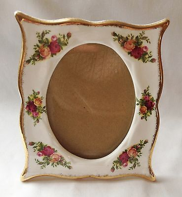 Royal Albert Old Country Roses Photo Frame - OCR Photograph Frame