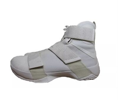 d0cc6c778f8a New Nike LEBRON Soldier 10 SFG Lux Men s Basketball Shoes Light Bone 911306  001