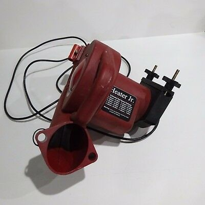 Heater Jr. replacement motor pitching machine