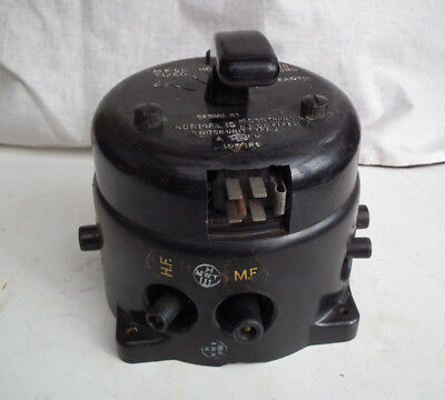 WW2 Jay switch for  T1154 / T1155 Radio