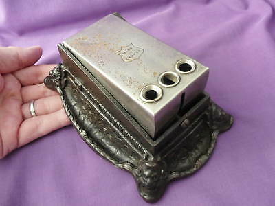 Vintage, London Made, Counter / Table Top, 3 Way Cigar Cutter