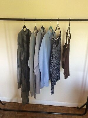 Job Lot Ladies Casual Tops. (Long sleeved). Sizes 12-14