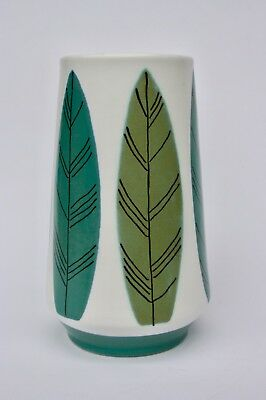 Rare 1950s Marion Koninklijk Gouda Royal Holland Art Studio Pottery Vase VGC