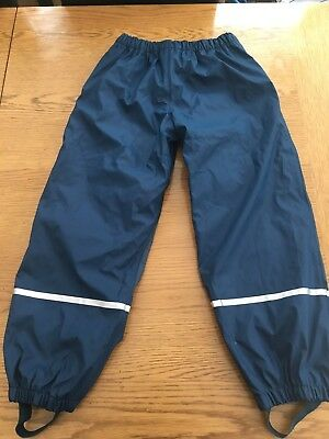Waterproof Trousers Kids 8-9 Years