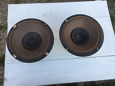 Philips AD 9710 fullrange speakers