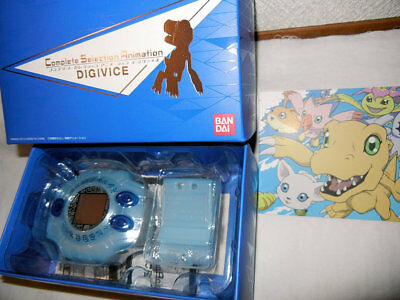 USED ​​Digimon Adventure tri. Digivice Complete Selection Animation Box