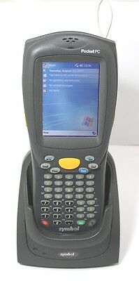 Symbol Pocket PC Model LA412T With Cradle, Power Supply and Cables