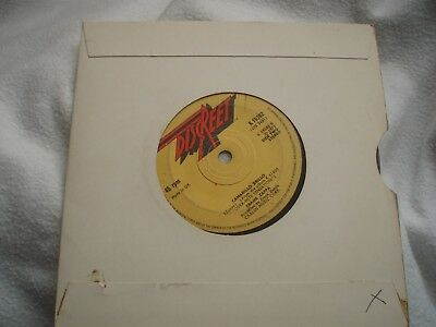 FRANK ZAPPA Camarillo Brillo UK Discreet 45 G- condition