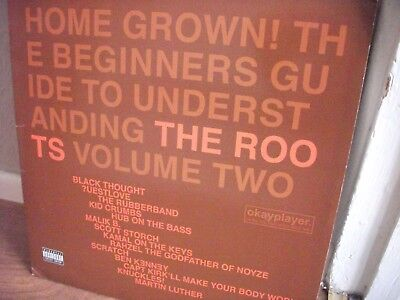 The roots, lp, malik, b, black thought, questlove, Dice raw,