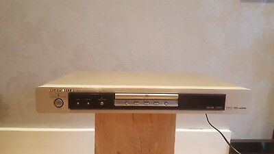 marantz dv6600 dvd player gold