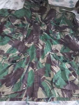 special air sea services windproof woodland DPM  smock rare  107/112