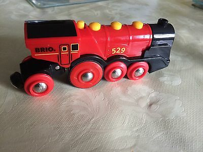 Brio Battery Operated Train with lights and noise