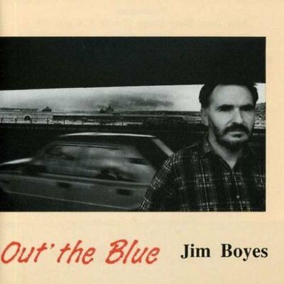 Jim Boyes - Out the Blue [CD]