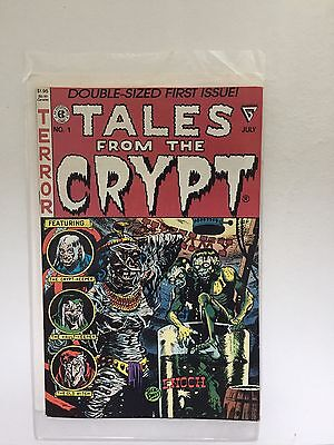 Tales From The Crypt #1. Double Sized Issue. 1990