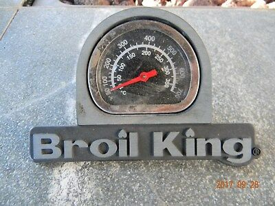 Thermometer For Broil king BBQ