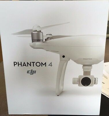 DJI Phantom 4 Drone- Brand new, unopened & controller - 4k HD New version