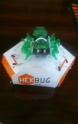 Hexbug Micro Robotic Ant Green  New