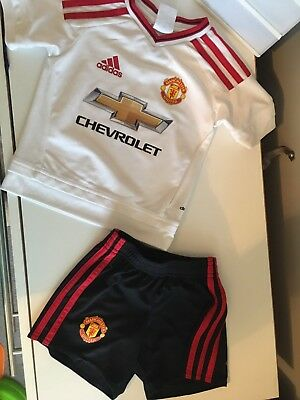 Manchester United Baby Strip