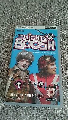 The Mighty Boosh: Series One -*- Psp -*- Umd -*-