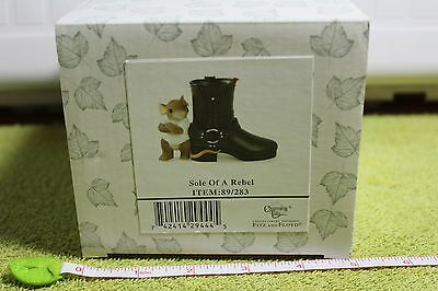 """Charming Tails  """" Sole Of A Rebel """" Le, (Dean Griff) Nib"""