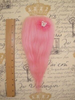 Troll Doll Wig Hair Mohair Replacement for Vintage or New Dam Scandia Wishnik 2