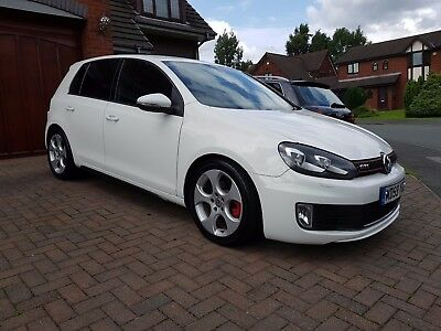 2010 Mk6 VW Volkswagen Golf GTI 5Dr DSG. Immaculate original vehicle