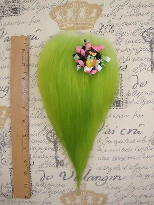 Troll Doll Wig Hair Mohair Replacement for Vintage or New Dam Scandia Wishnik 3