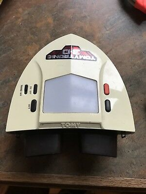 Tomytronic® 3D Thundering Turbo™ 3D Racing Game Retro Vintage