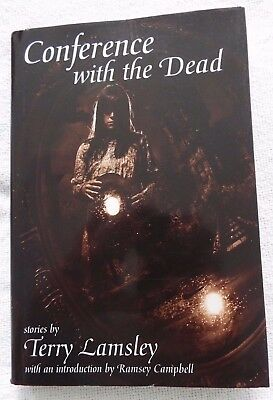 CONFERENCE WITH THE DEAD Terry Lamsley NIGHT SHADE ramsey campbell