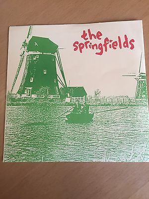 "The Springfields 7"" - Sunflower Sarah records 10 - including inserts"