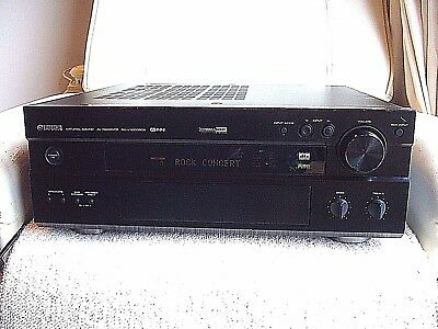 Quality Yamaha AV Surround Receiver RX-V1000RDS with MM Phono Stage forTurntable