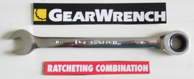 """GearWrench 9014 7/16"""" Combination Ratcheting Wrench"""