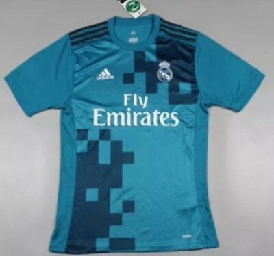 Maillot De Foot Real Madrid (2017-2019)Homme