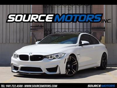 2016 BMW M4  2016 BMW M4 Coupe, Executive Package, Lighting Package, M Double Clutch
