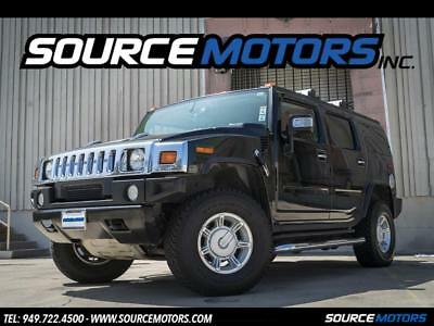 2006 Hummer H2 4dr SUV 2006 Hummer H2 Luxury, Leather, Navigation, Sunroof, 4x4, 3rd row