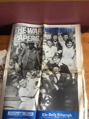 the war papers collection Issues 41 And 42
