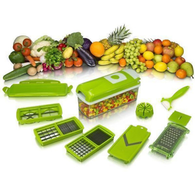 12 in 1 Magic Slicer Cool-Shop Vegetable Cutter -- Free Shipping !!!