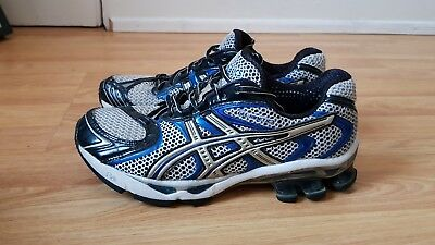 gorgeous mens Asics gel-kinetic running shoes size 7