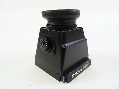 Mamiya RZ67 Pro AE Chimney Finder in Excellent Plus Condition, VERY RARE!