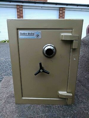 Dudley Combination Safe; VGC; Free Delivery;