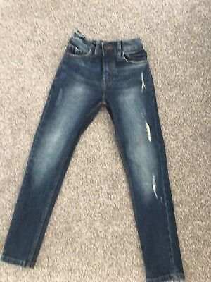 Boys Next Skinny Jeans Age 8 Years