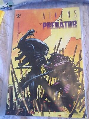 Dark Horse Aliens Vs. Predator issues #0 #1 #2 #3 new
