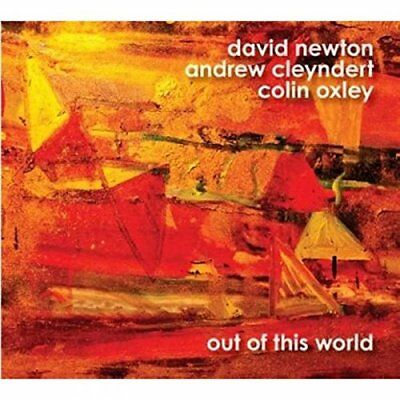 David Newton - Out of This World [CD]